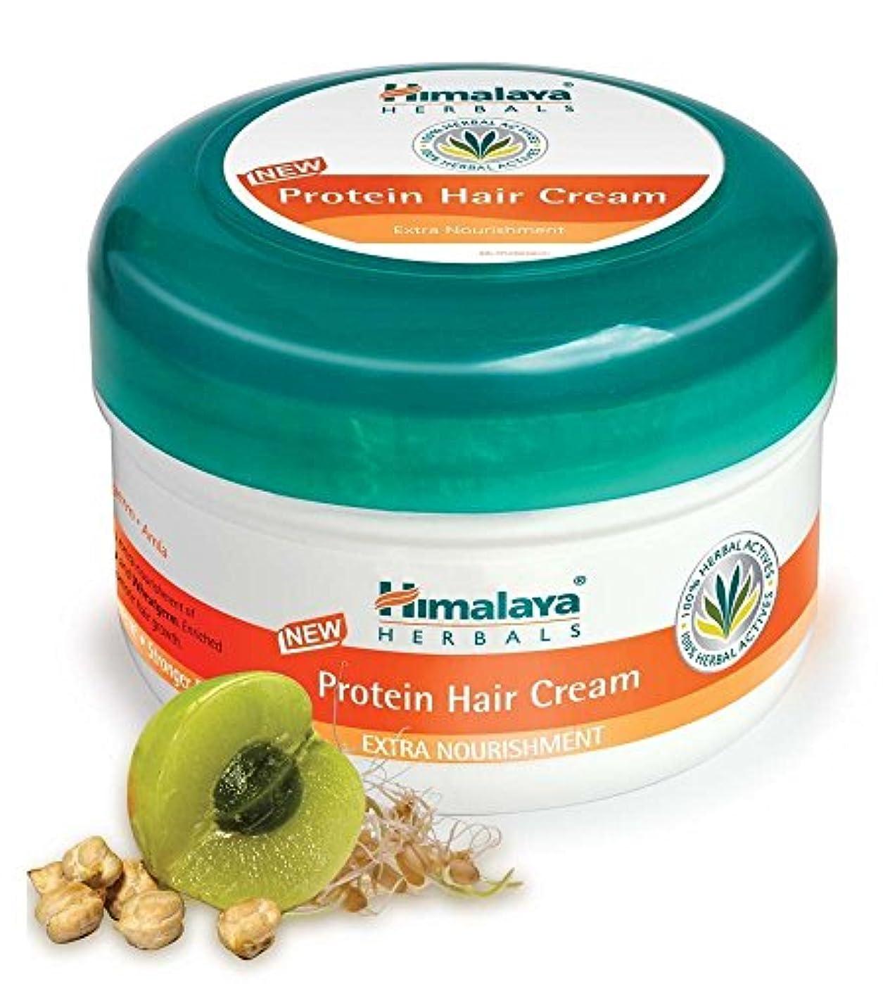 バッテリー大量変化するHimalaya Protein Hair Cream 175 g