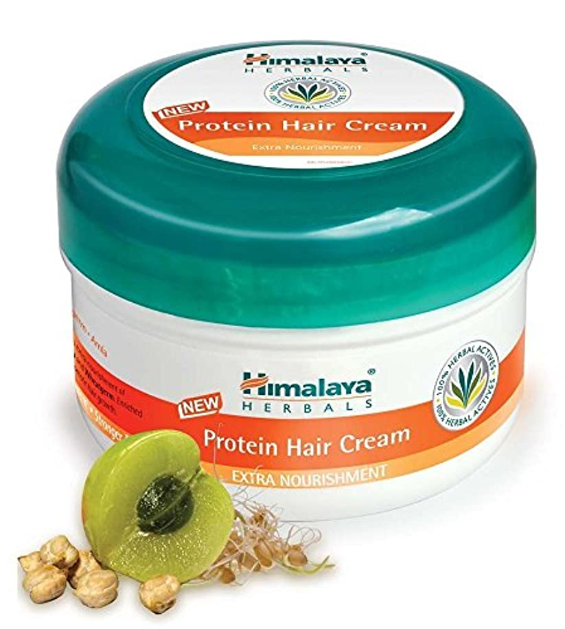 タイトル翻訳者鋸歯状Himalaya Protein Hair Cream 175 g