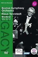 クラウス・テンシュテット指揮 - ブルックナー:交響曲 第7番 ホ長調 [DVD]