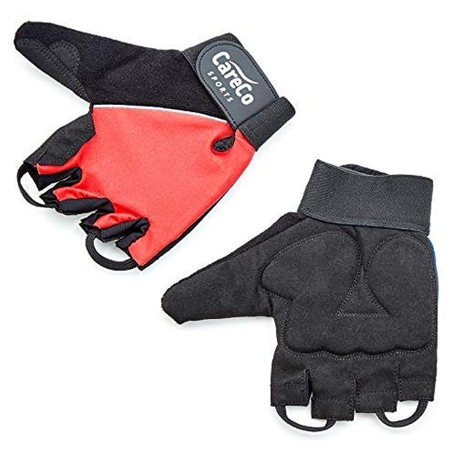文字通りグレード溶接パープルカラーマックス車椅子用手袋M/L