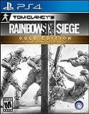 Tom Clancy's Rainbow Six Siege - Gold Edition (輸入版:北米) - PS4 [並行輸入品]