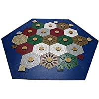 Settlers of Catan 3-4 Player Collectors Edition Replacement Board [並行輸入品]