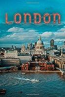 London: Berlin, New York, Moscow, London, Paris, Rome, Rio de Janeiro, Barcelona, Warsaw, Washington, Havana, 100 lined pages, 6x9''