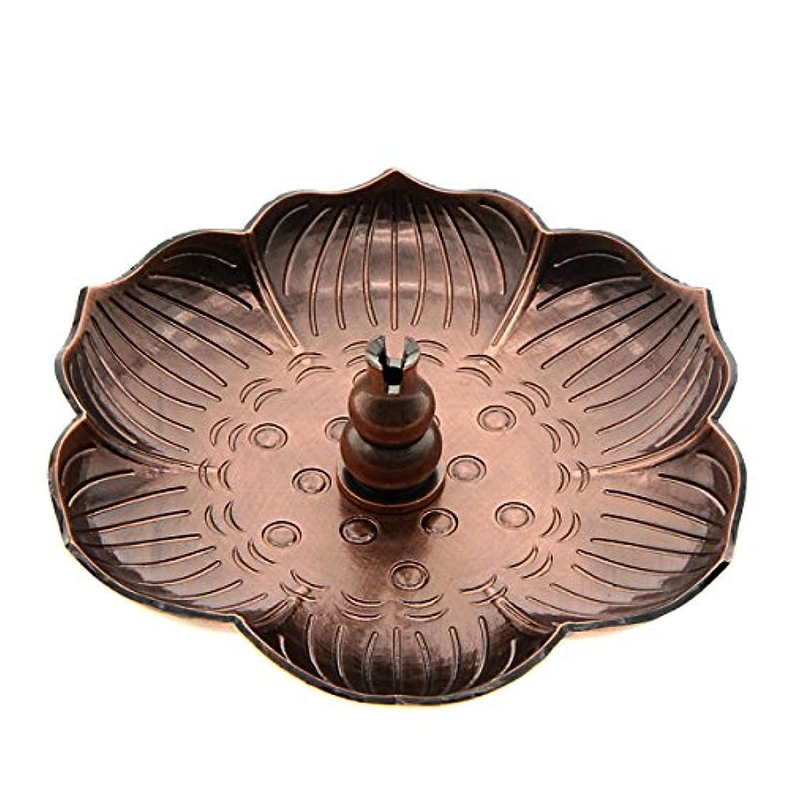 識別する組み立てる耐えられるSaim Zen Buddhist Incense Burner、コーンお香ホルダー、Gourdタイプ 2