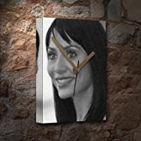 NATALIE IMBRUGLIA - キャンバス時計(A5 - アーティストによる署名) #js002