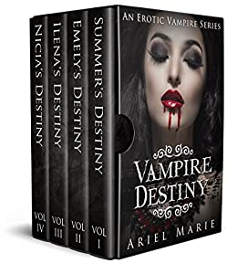 Vampire Destiny: An Erotic Vampire Series by [Marie, Ariel]