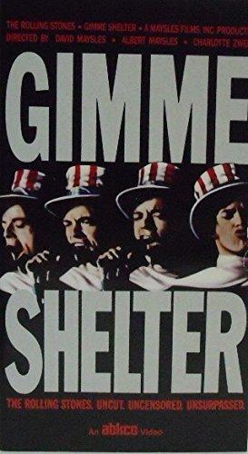 ギミー・シェルター [VHS]