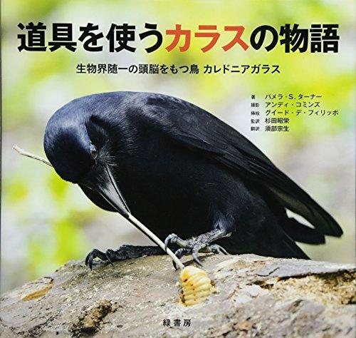 道具を使うカラスの物語 生物界随一の頭脳をもつ鳥 カレドニアガラス