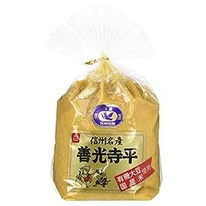 マルモ青木味噌醤油醸造場 信州名産 善光寺平白 1kg