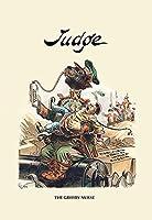 "Judge : Greedyの看護婦Fineアートキャンバス印刷( 20"" x30"" )"