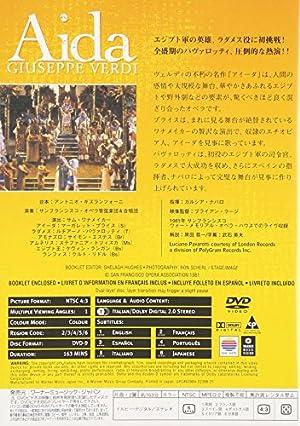 ヴェルディ:歌劇《アイーダ》全3幕 [DVD]