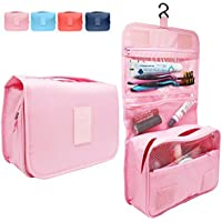 Hanging Toiletry Bag , Travel Organizer for Men and Women