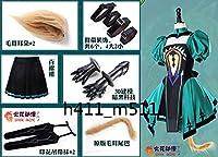 実物撮影 豪華修正版 Fate/Grand Order アタランテ コスプレ衣装+靴下+手袋+髪飾り+尻尾+手飾り+耳 ★ 手甲追加