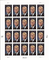 US Stamp - 2007 Gerald R. Ford - 20 Stamp Sheet - Scott #4199 [並行輸入品]
