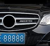 メルセデスベンツ BENZ-AMGのカーステッカー シール エンブレム [並行輸入品]