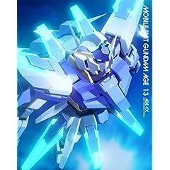 機動戦士ガンダムAGE [MOBILE SUIT GUNDAM AGE] 13(豪華版)(初回限定生産)(最終巻) [Blu-ray]