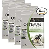 OPTIMUM Small Breed Chicken Dry Dog Food 3kg Bag, 4 Pack