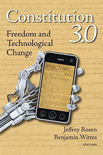 Download Constitution 3.0: Freedom and Technological Change 0815724500