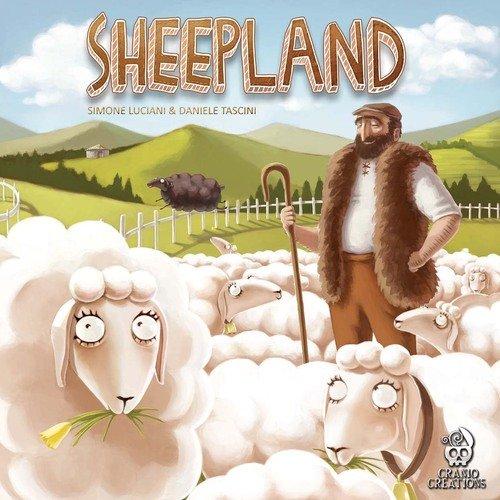 シープランド Sheepland