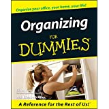 Organizing For Dummies (For Dummies Series)