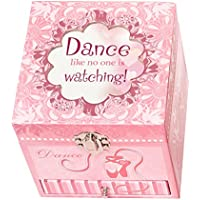 Cottage Garden Dance Like No One Is Watchingバレリーナ音楽Musical Belle PapierジュエリーボックスPlays Swan Lake