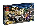 レゴ (LEGO) スーパー・ヒーローズ バットモービルとトゥーフェイス・チェイス 6864