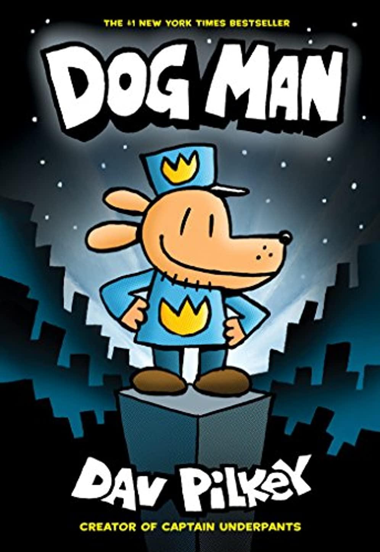 インストールポルトガル語バンクDog Man: From the Creator of Captain Underpants (Dog Man #1) (English Edition)
