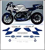 Kit adesivi decal stickers BMW R1200 S REPLICA BOXER CUP RANDY MAMOLA (ability to customize the colors) …