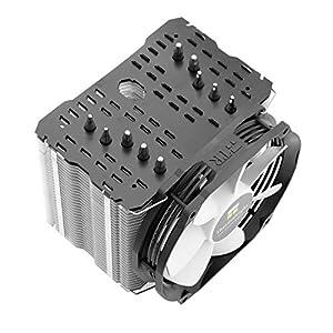 Thermalright CPUクーラー サイドフロー ヒートパイプ構造 ラウンドファンTY-127同梱 Macho 120 SBM 日本正規代理店品