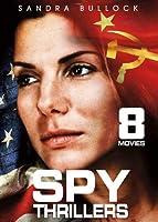 8-MOVIE SPY THRILLERS