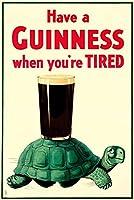 Have a Guinnessヴィンテージポスター(アーティスト:ジョン・ギルロイ) United Kingdom C。1936 16 x 24 Signed Art Print LANT-65879-709