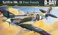 Model Kit - Spitfire Mk. IX Freien Franzテδεつεδづつカsisch 1/72 - Italeri - BX-A4-6-T48 by Italeri [並行輸入品]