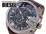 ディーゼル DIESEL クオーツ メンズ クロノ 腕時計 DZ4290 メンズ Mens 革ベルト ウォッチ 時計