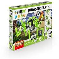 Engino Jurassic Earth-Motorised Models Costruction System, Green