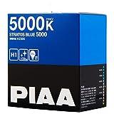 PIAA ( ピア ) ハロゲンバルブ 【ストラトスブルー 5000K】 H1 12V55W 2個入り HZ305