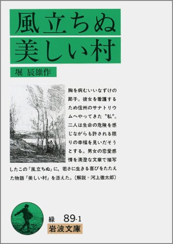 風立ちぬ・美しい村 (岩波文庫 緑 89-1)の詳細を見る