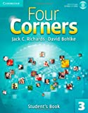 Four Corners Level 3 Student's Book with Self-study CD-ROM (Four Corners Level 3 Full Contact with Self-study CD-ROM)