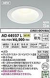 コイズミ照明 ダウンライト [屋内屋外兼用]パネルダウンライト 白熱灯100W相当 ON-OFFタイプ 温白色 AD44937L