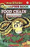 Food Chain Frenzy (Magic School Bus Science Chapter Books)