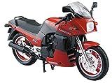 青島文化教材社 1/12 バイクシリーズ No.26 カワサキ GPZ900R ニンジャ A7型 カスタムパーツ付き プラモデル