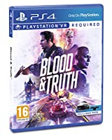 Blood & Truth (PS VR) (PS4) by Sony - Imported Item.