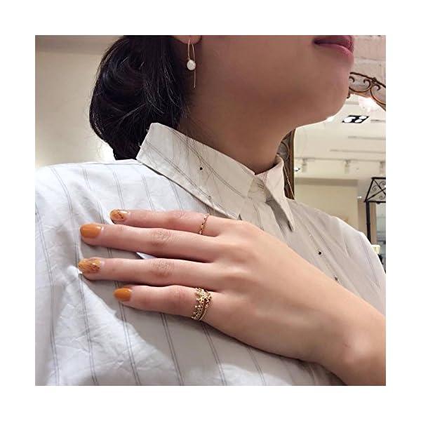 [ノジェス] NOJESS 【K10ゴールド ...の紹介画像8