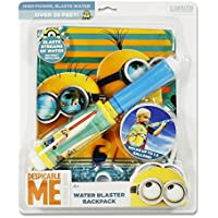 DESPICABLE ME Water Blaster Backpack by What Kids Want [並行輸入品]