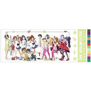 アイドルマスター (アニメ) スポーツタオル カーテンコール Ver. 約110×40cm