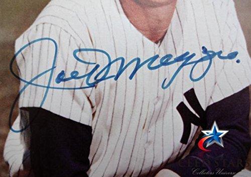 1955年 殿堂入り 永久欠番 ジョー ・ ディマジオ 直筆 サイン 入り 写真ポスター スラッガー マリリンモンロー 夫 ナスダック上場 PSA/DNA社 筆跡鑑定シリアルナンバー 証明書付き シードスターズ