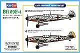 ホビーボス 1/48 エアクラフトシリーズ メッサーシュミット Bf109F-4 プラモデル 81749