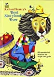 Richard Scarry's Best Storybook Ever (Giant Little Golden Book) by Richard Scarry (2012)