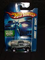 Hot Wheels 2006 173 Hummer H3T Concept Silver and Black