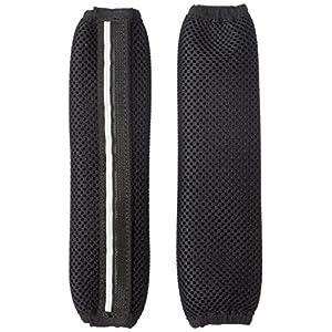 [マモルチャン] ランドセル用反射肩パッド RM-1600 クロ