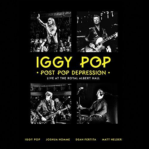 ポスト・ポップ・ディプレッション:ライヴ・アット・ザ・ロイヤル・アルバート・ホール(SHM-CD2枚付) [DVD]